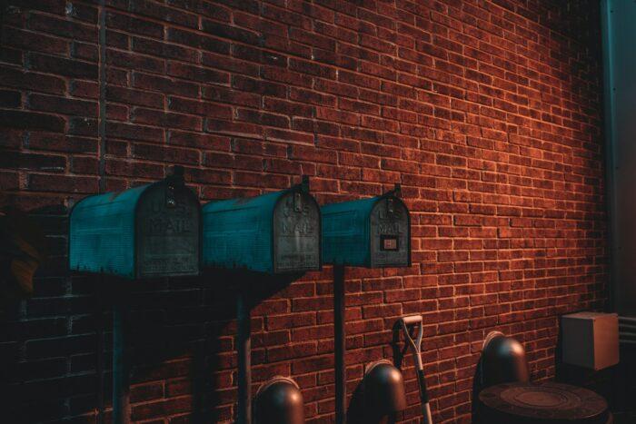Client mailing list